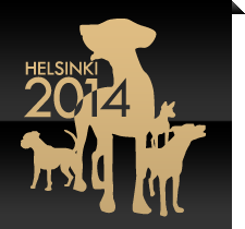 World Dog Show 2014 logo
